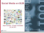 Social media en Business to Business
