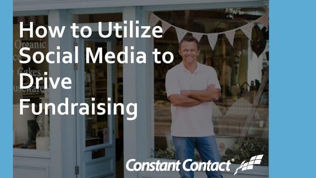 Social Media for Fundraising