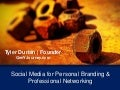 Social Media Training - Personal Branding & Networking