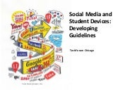 Developing Social Media Guidelines