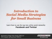 Introduction to Social Media Strategies for Small Business