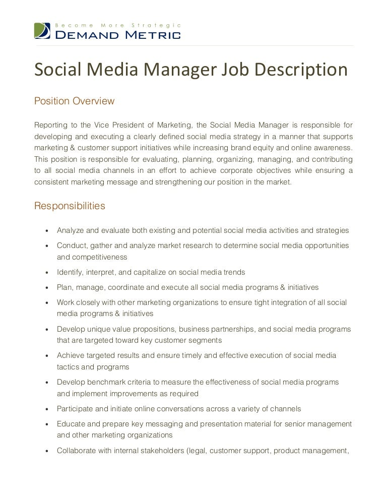 SocialmediamanagerjobdescriptionPhpappThumbnailJpgCb