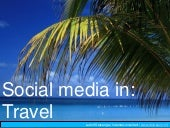 Social Media in travel 2009 - the Netherlands