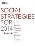 Social media strategies for 2014