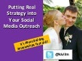 Putting Strategy into Your Social Media Outreach