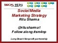 Social Media Marketing Strategy- Ritu Sharma