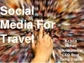 Social Media for the Travel Industry: What Works NOW?