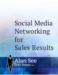 Social Media Networking for Sales Results