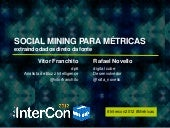 Socialmining intercon-2012