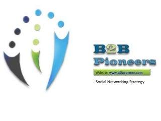 Social Networking Strategy | LinkedIn