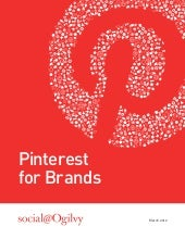 Social@Ogilvy On: Pinterest for Brands
