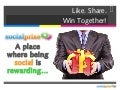 Social Prize  - Awesome Benefits of Social Sweepstakes