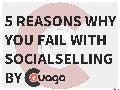 Why do you fail with social selling?