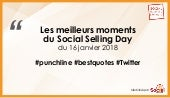 Social selling day by social business makers du 16 janvier 2018