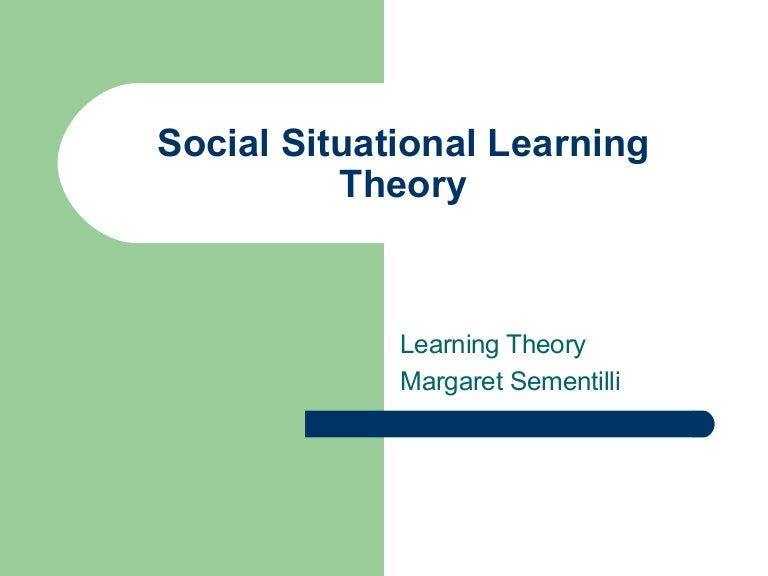 "the use of banduras social learning The incorporated social aspect of this theory is known as ""observational learning (or modeling)"" as people have the ability to learn by simply watching others (social learning theory: understanding bandura's theory of learning, nd."