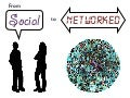 From Social to Networked