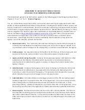 Amendment to SocialTwist / TAF4Free Terms of Service (TOS)