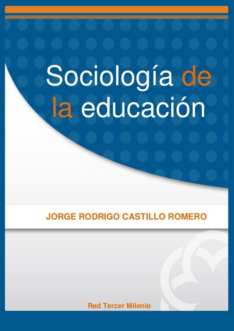sociologia de las instituciones libro pdf