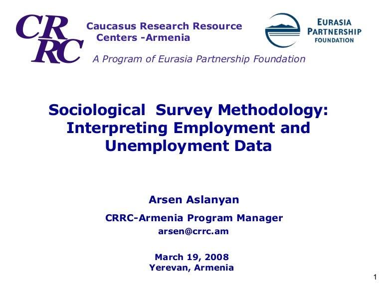 sociological survey