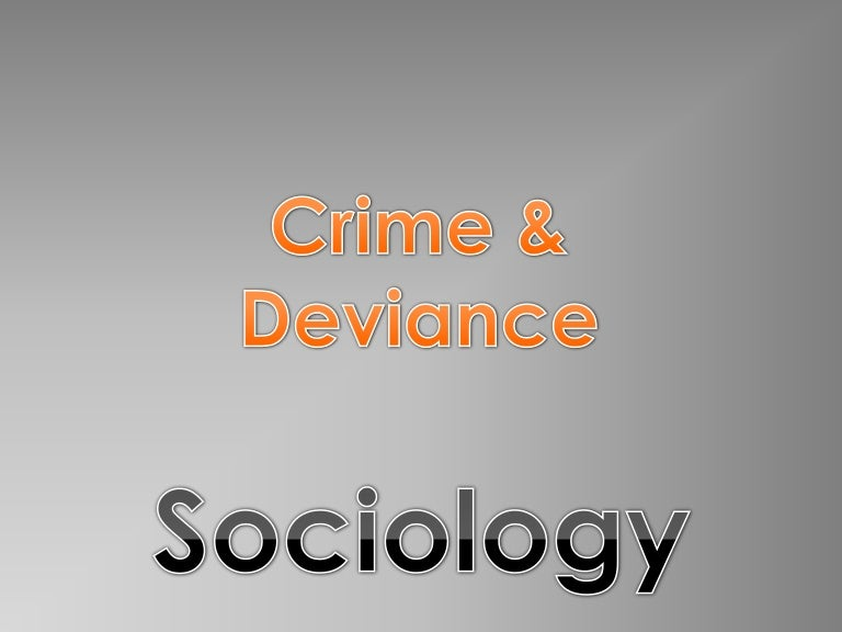 Deviant And Crimes Essay Typer - image 5