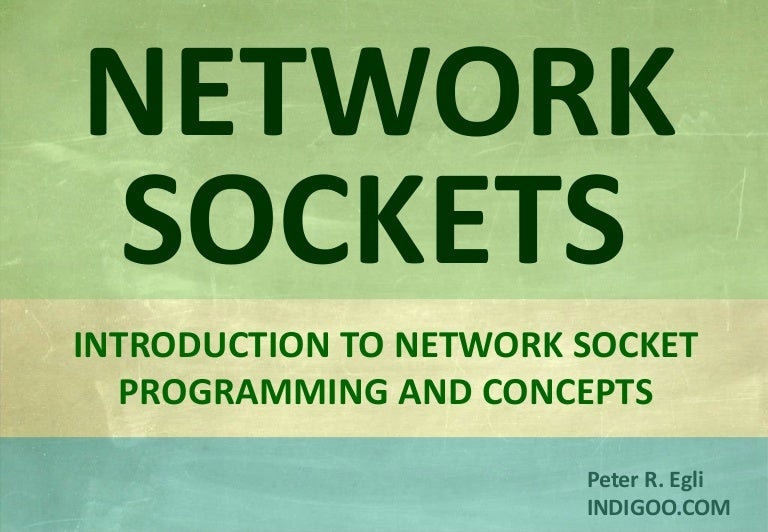 Network Sockets