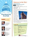 "RBN Energy's July 23, 2015 Event ""State of the Energy Markets"" - in NYC"
