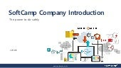 Softcamp Company Introduction_ENG
