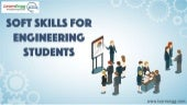 Soft Skills For Engineering Students