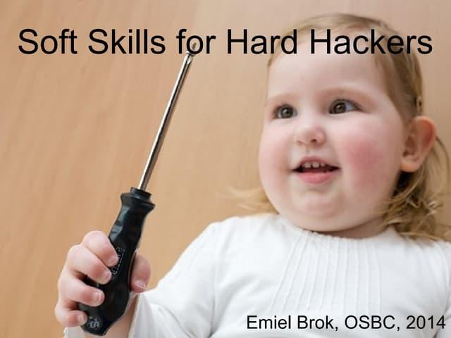 Soft skills for hard hackers   osbc