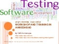 Software testing training in ahmedabad for students and fresher's