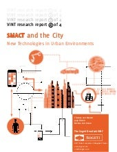 SMACT and the City: How will the Internet of Things Change our Cities?