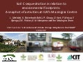 Soil carbon sequestration in relation to environmental footprints: A snapshot of activities at ILRI's Mazingira Centre