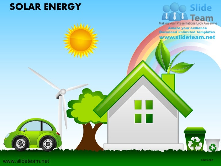 solar energy powerpoint ppt templates., Powerpoint templates