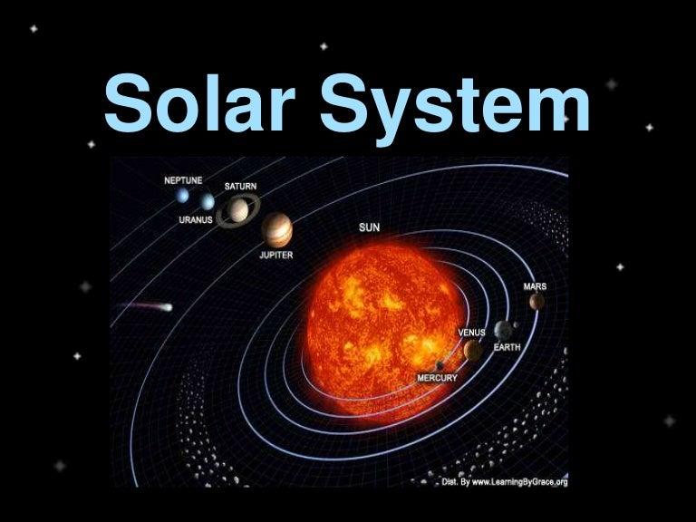 Solar System Grade 4