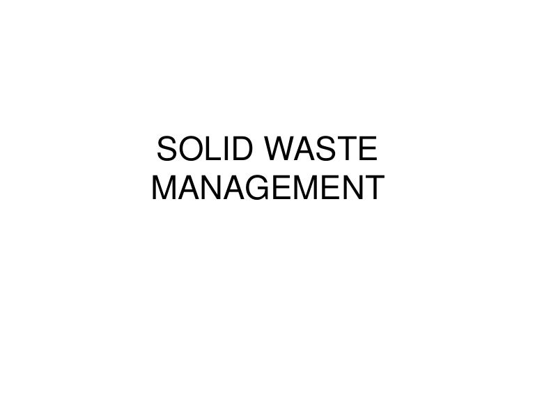 thesis on solid waste management in nepal Conceptually develop a solid waste management scheme for an urban area waste collection and transport: collection of mixed waste or of source seperated waste, collection logistics, transfer stations machine park planning sub-contractors.