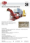 Mesh Belt Furnace for the Heat Treatment Industry