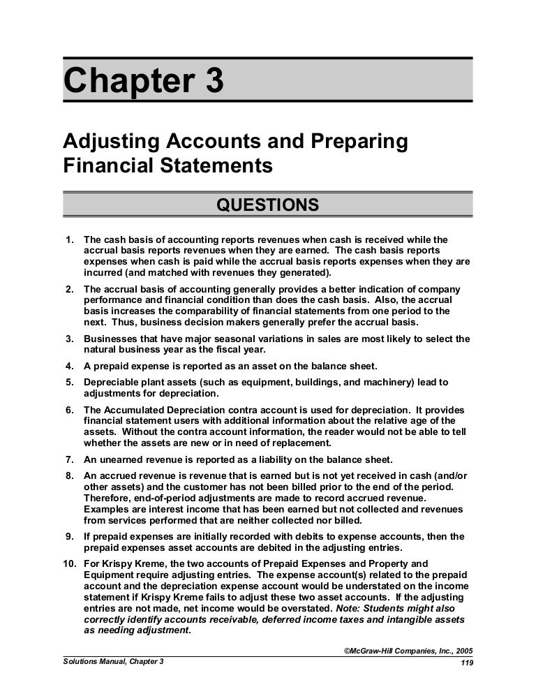 solution manual chapter 3 fap rh slideshare net Fundamental Accounting Equation solutions manual to accompany fundamental accounting principles 15th canadian edition