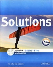Solutions advanced sb
