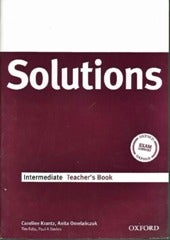 Solutions intermediate teachers_book