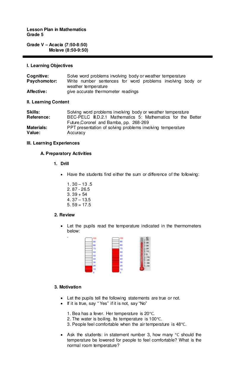 Workbooks problem solving worksheets for grade 2 : Solving problem involving temperature