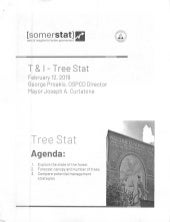 Somerville tree stat 2019 02 12