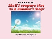 Sonnet 18 school contest (2014)