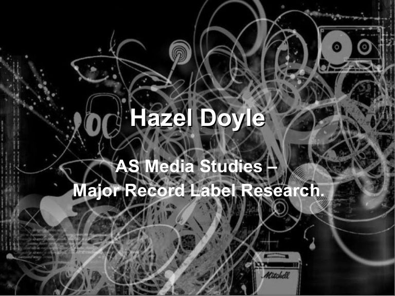 Sony music research