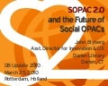 SOPAC 2.0 and the Future of Social OPACS