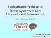 Sophisticated Prehospital Stroke Systems of Care