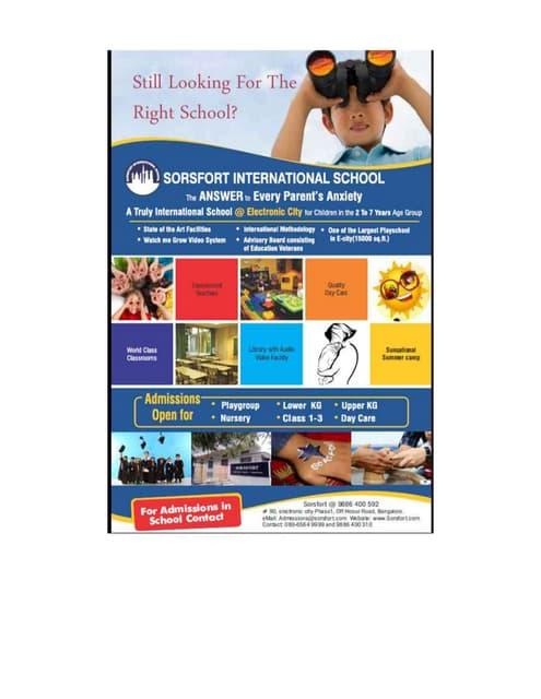 Sorsfort admissionbrochure