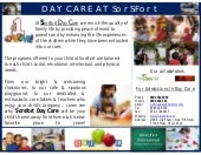 Sorsfort day care