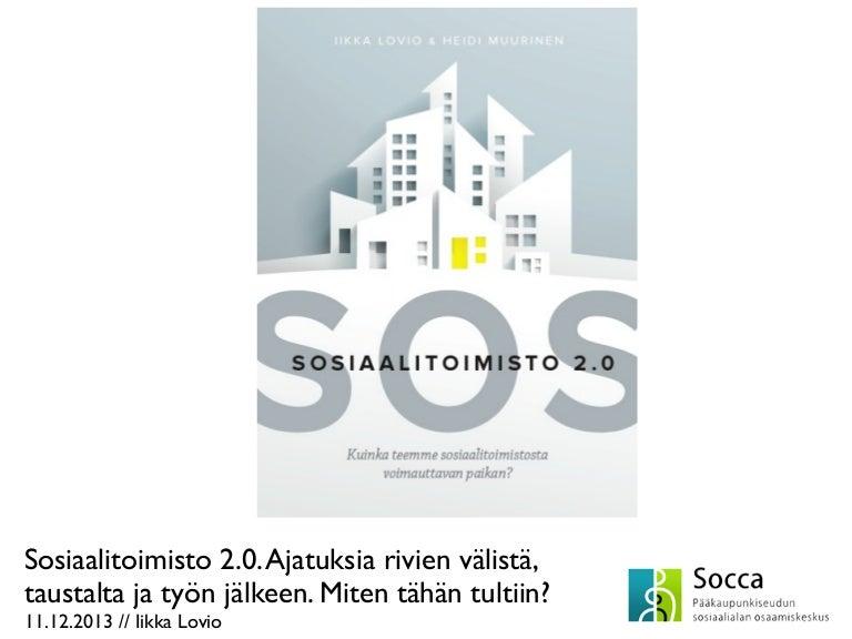 Sosiaalitoimisto