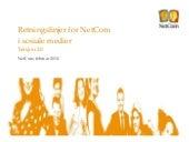 Sosiale Retningslinjer For NetCom