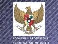 Sosialisasi Bnsp (IPCA) in ENGLISH